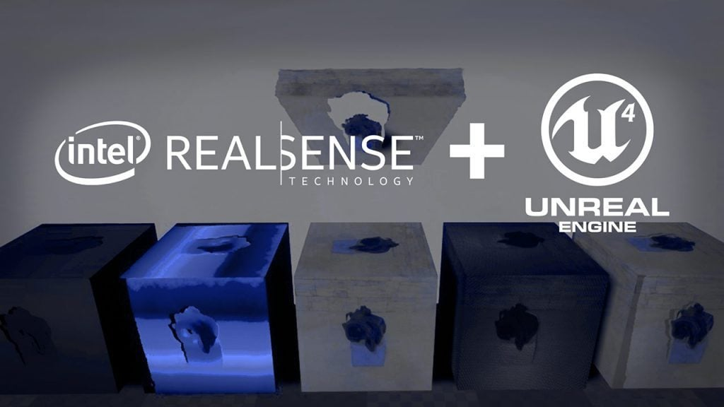 Unreal Engine 4 with Intel® RealSense™ Technology – Intel® RealSense