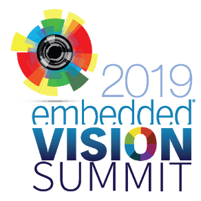 Intel RealSense will participate in the Embedded Vision Summit 2019