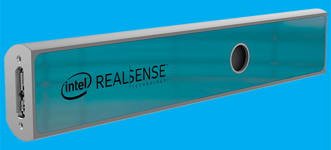 Intel RealSense Depth Camera SR305