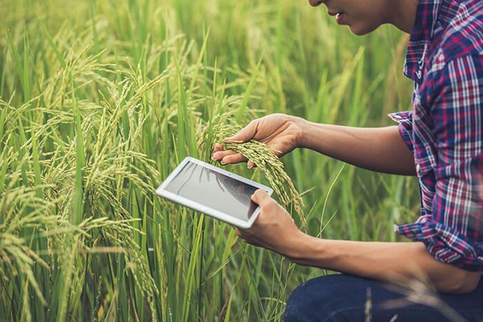 What is autonomous farming?