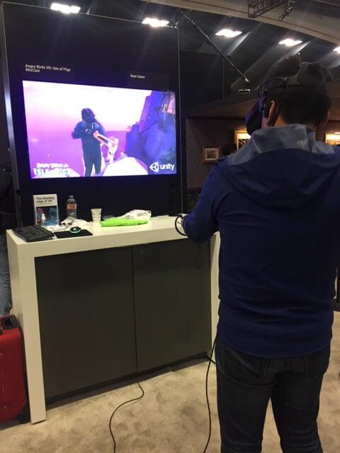 GDC2019 Unity booth demo