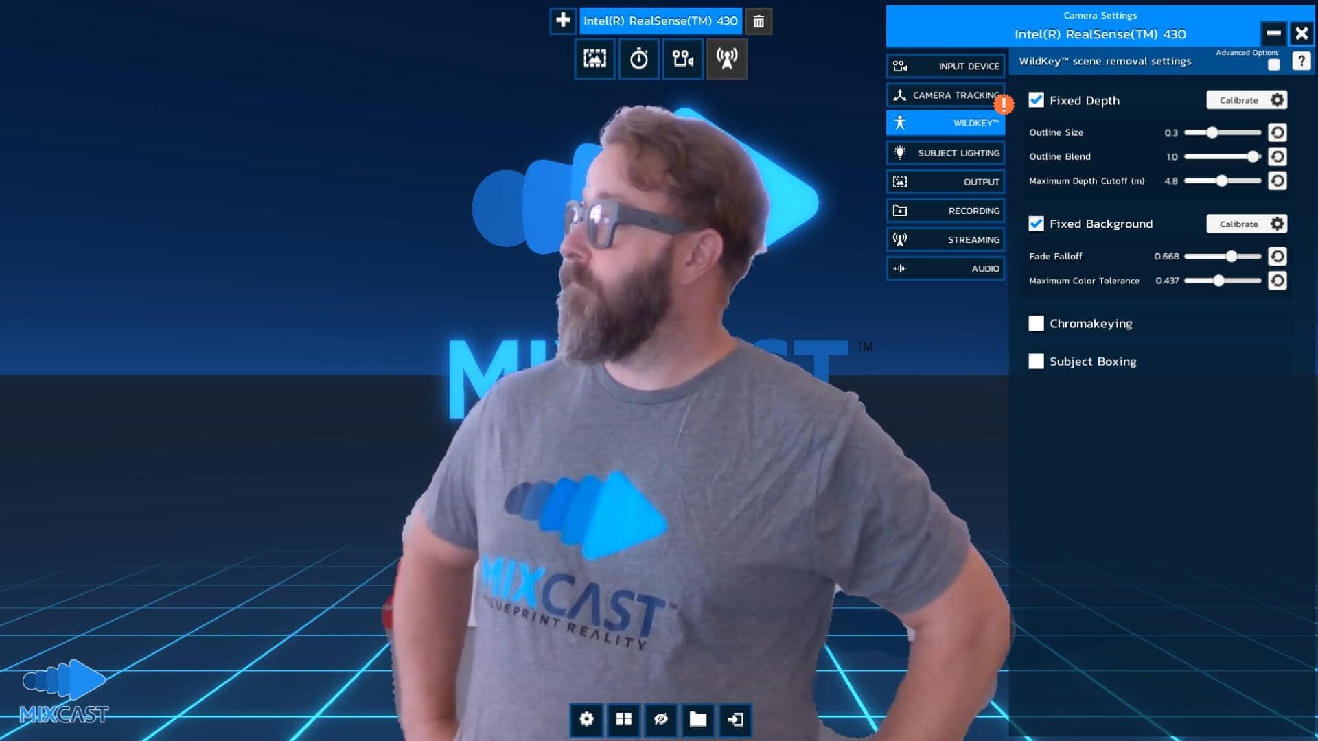 MixCast Demo
