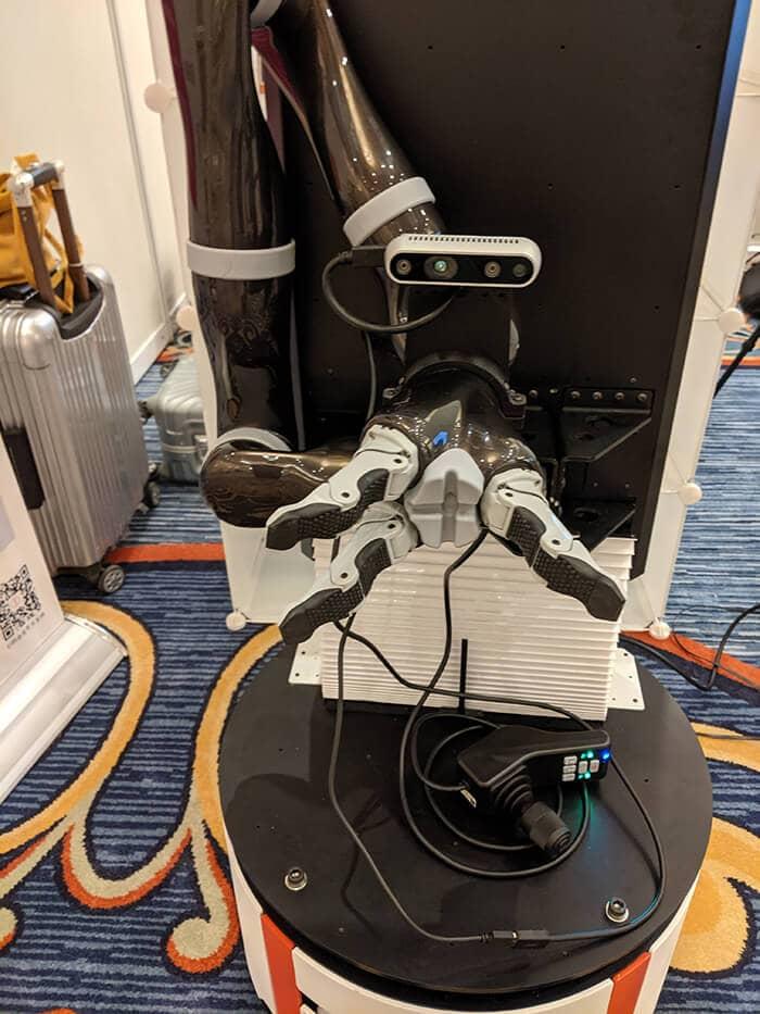 Iquotient Robotics