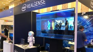 Intel RealSense Technology at IROS 2019