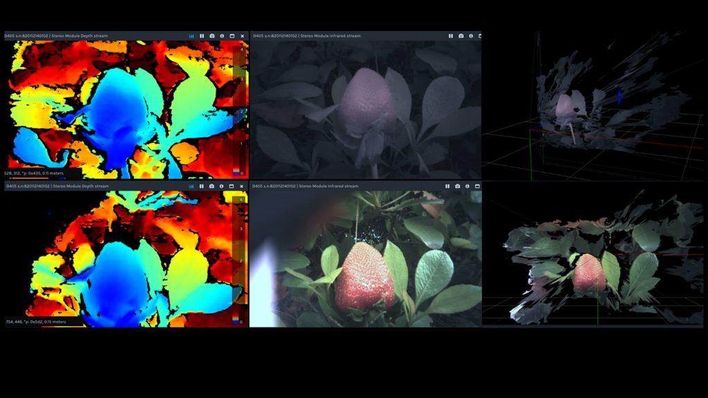 Optical filters for depth cameras