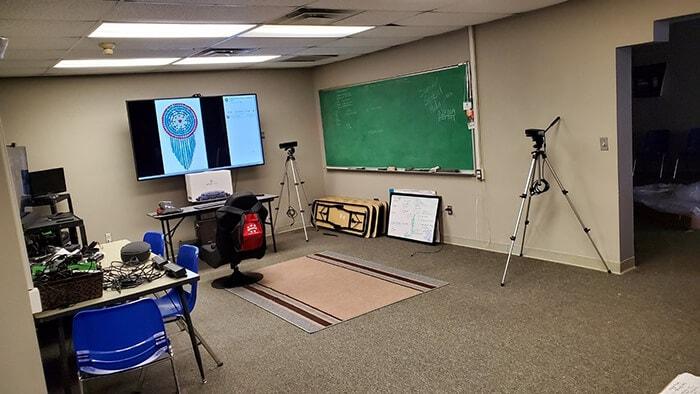 The SevenStar Spatial Media Lab