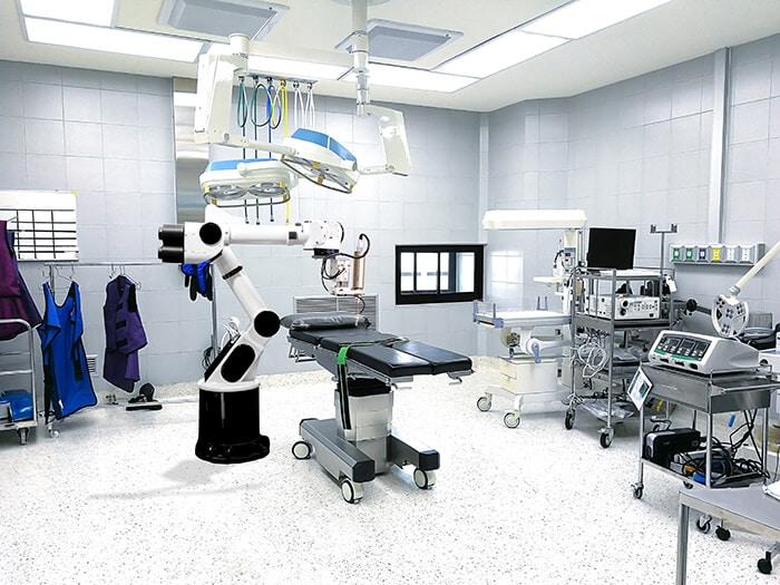 Robotics for healthcare