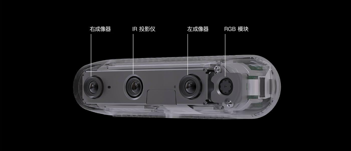 深度摄像头 D435 摄像头模块