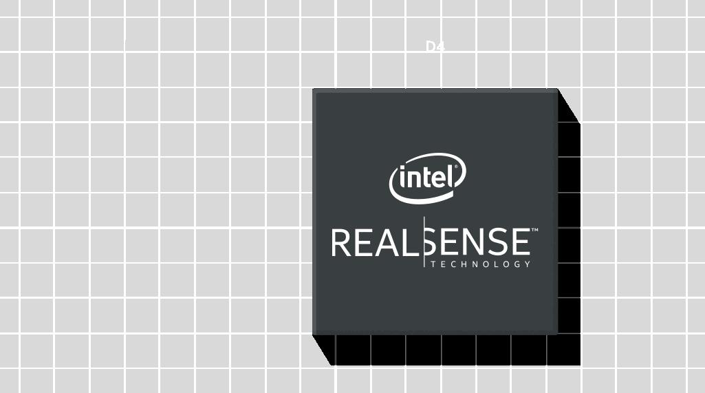 Intel RealSense Vision Processor D4