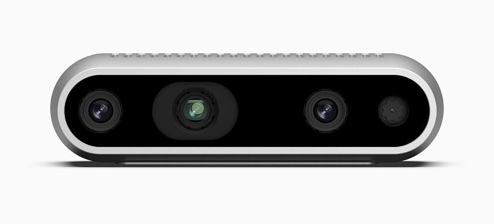 New Intel RealSense Depth Cameras D415/D435