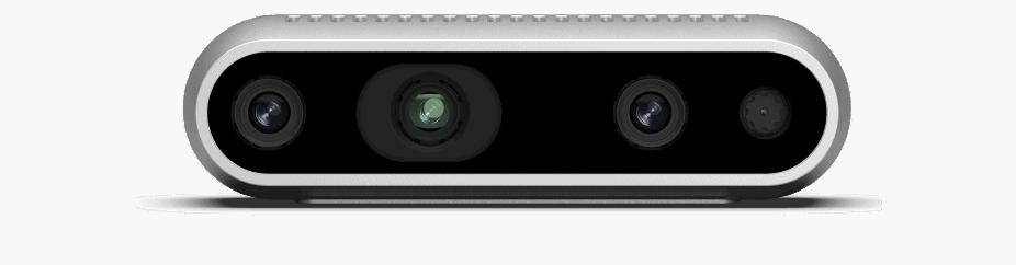 Depth camera D435i